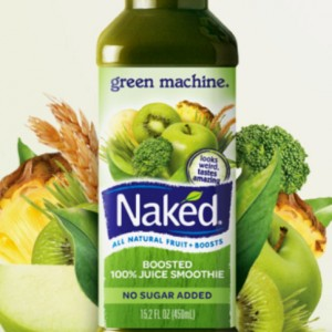 Naked Juices are not good for acne