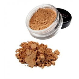 Mineral Foundation in light-tan