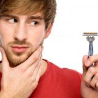 Acne Safe Shaving