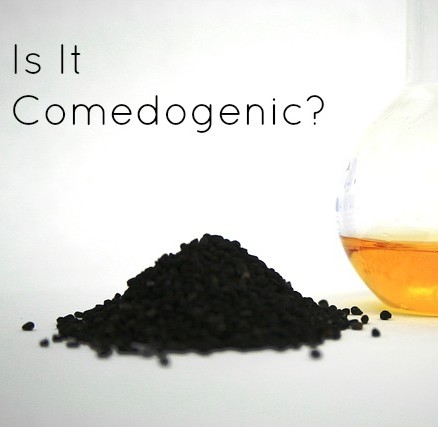 Comedogenic Ingredients List