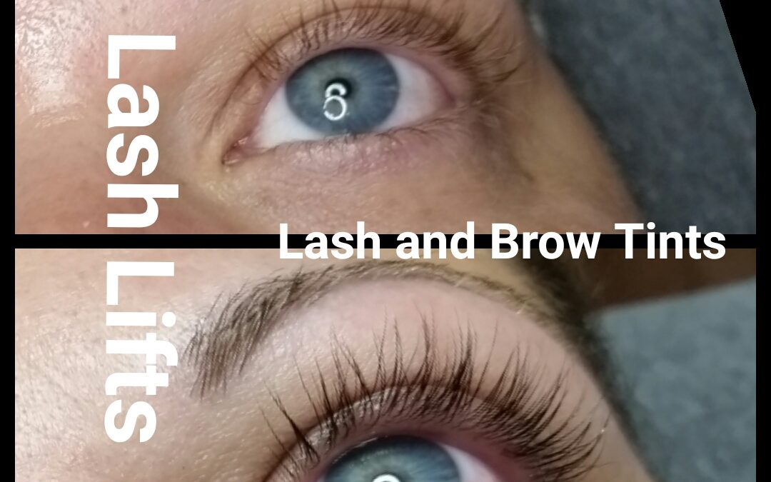 Lash lifts and Tinting Now Available!